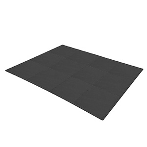 Puzzle Exercise Mat with EVA Foam Interlocking Tiles for Exercise