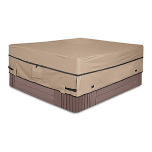 Square Hot Tub Cover Outdoor SPA Covers
